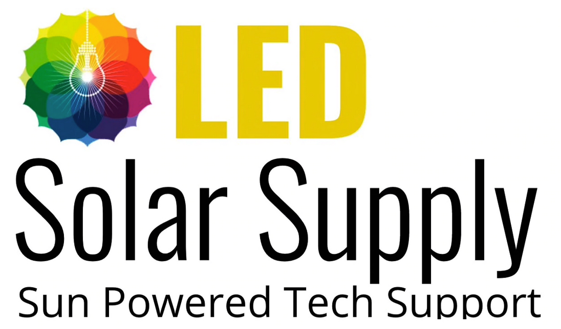 LED Solar Supply Logo