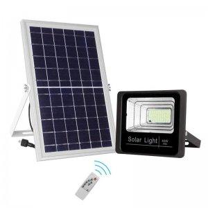 LED Solar Powered Flood Light