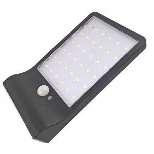 LED Solar High Tech Wall Light