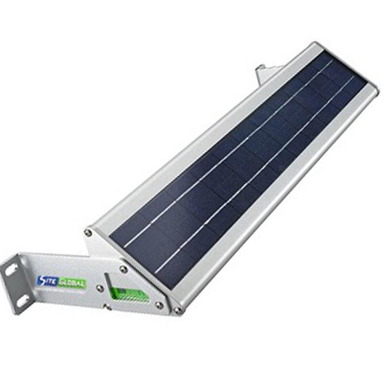 LED Solar Triangle Billboard Light, 20 Watt, 2,000 Lumens, IP65, 210 Degree Beam Angle, ID-966