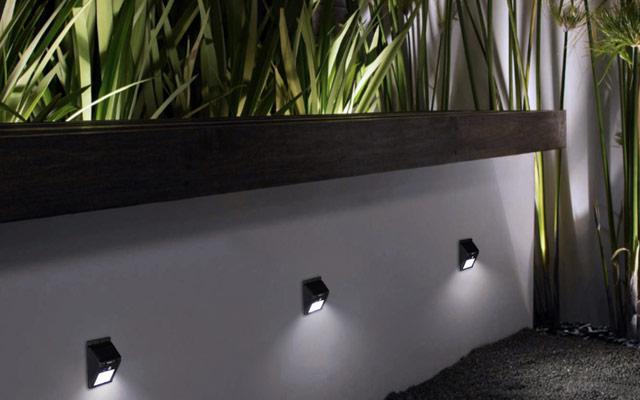 LED Solar Sensor Lighting