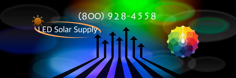 LED Solar Lighting (800) 928-4558