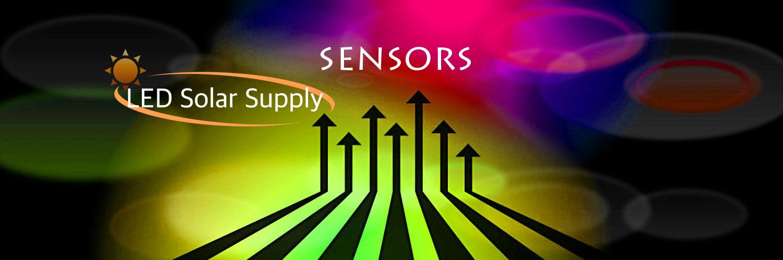 LED Solar Sensor Lights