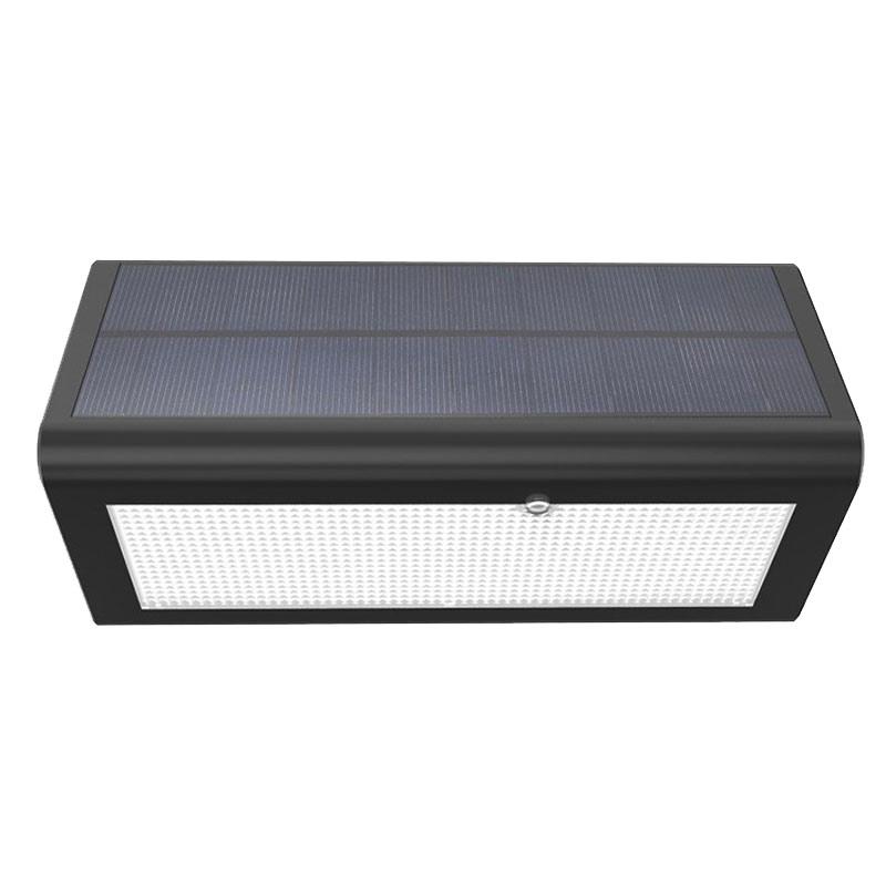 LED Solar Motion Sensor Light, 5 Watts, High Output 1,100 Lumens, 45pcs Cree Chips, ID-951