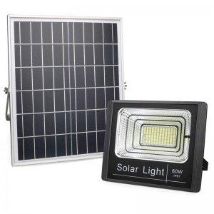 60 Watt Solar Powered Flood Light