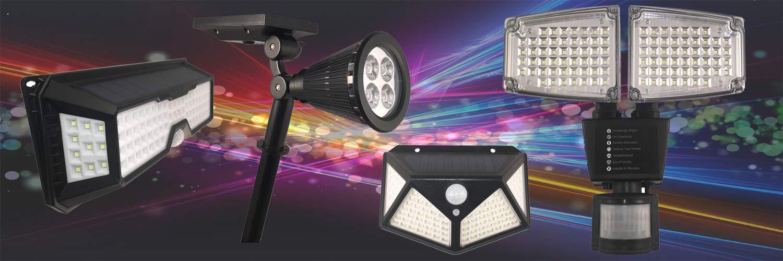 LED Solar Lighting Products
