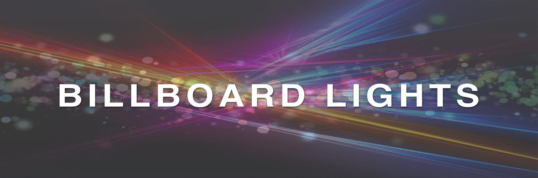 Billboard LED Solar Lights