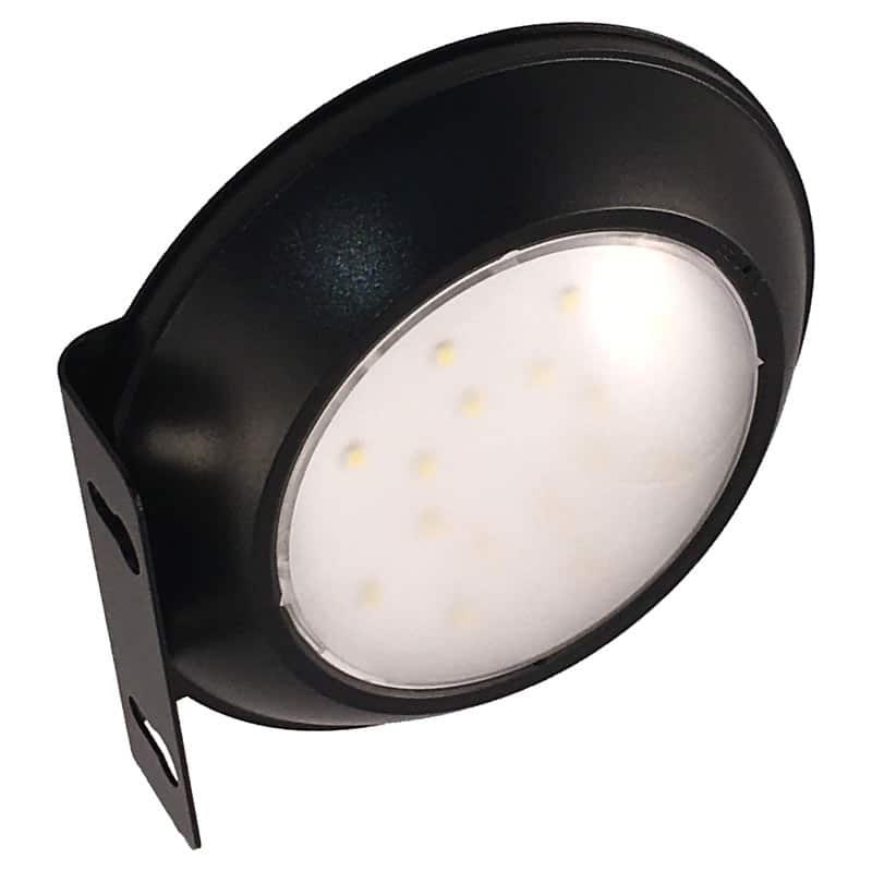LED Solar Powered Round Sensor Light, 260 Lumens, 16 High Output LED's, Rated Power 2.5 Watts, IP65, ID-1013