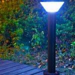 Solar Bollard Solar Light 60 Watts