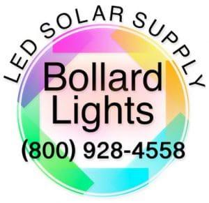 Bollard Solar Lighting