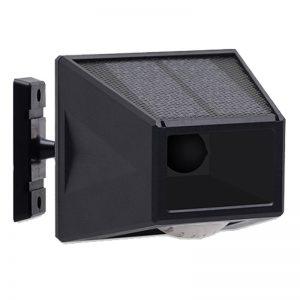 Solar LED Motion Sensor Alarm Light